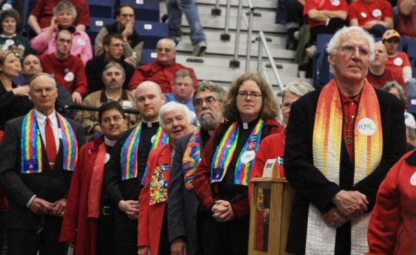 Clergy Testify in Favor of Equal Marriage 2009