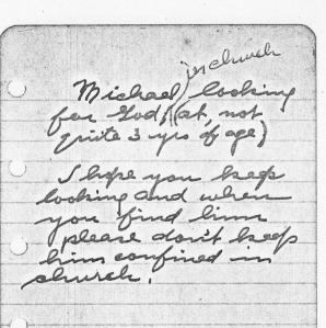 Grandpa's Notebook