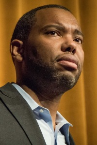 """Ta-Nehisi Coates"" by Eduardo Montes-Bradley. Licensed under CC BY-SA 4.0 via Wikimedia Commons"