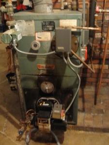 Oil furnace DSC01553