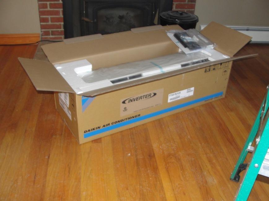 Heat Pump in the box