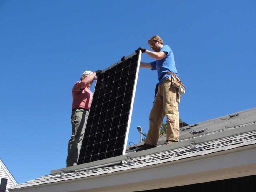 Solar Panel #1