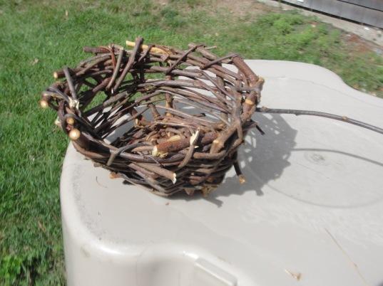 Bittersweet Ugly Basket