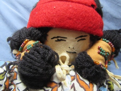 Innu Doll Detail
