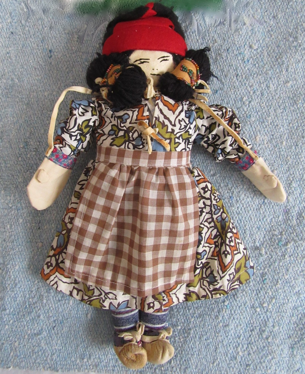 Innu Tea Doll Angela Andrew – Version 2