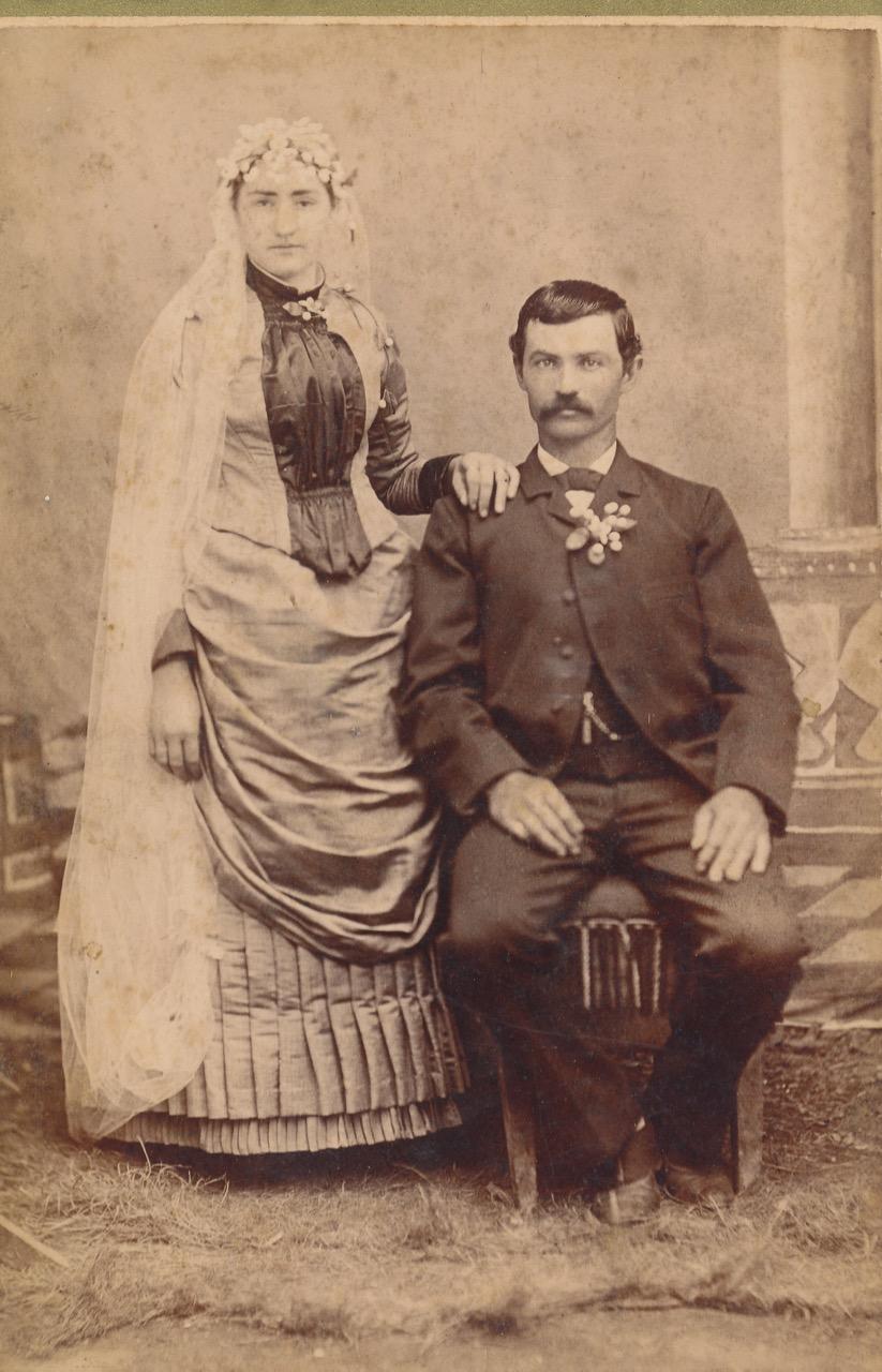 Thomas & Theresa Heisler wedding