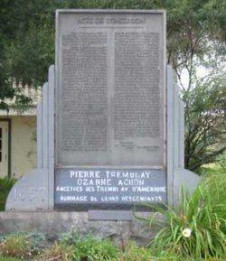 Pierre Trembly Ozanne Achon