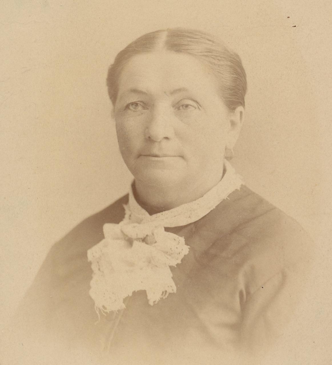 Agnes Hahn Gerling-g-g-grandmother