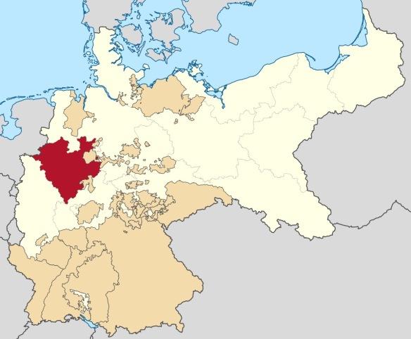 Westphalia province