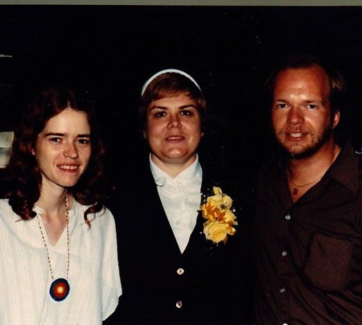 Lori, Tom, and I